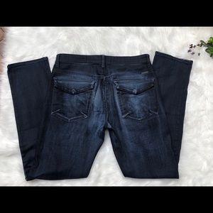 Joes Jeans men's extra dark denim 31 outsider